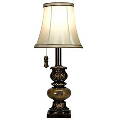 Trieste Marble Table Lamp