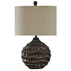 Ripple Effect Table Lamp