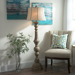 Mackinaw Natural Floor Lamp