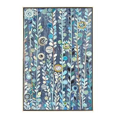 Colorful Bird Burst Canvas Art Print | Kirklands