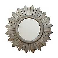 Madilyn Wood Decorative Mirror