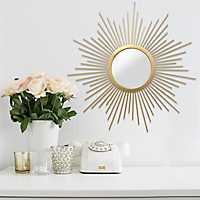 Gold Bella Wall Mirror