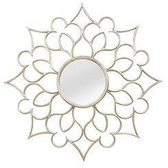 Champagne Francesca Wall Mirror