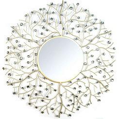 Acrylic Eloise Wall Mirror