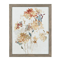 Fall Hydrangeas II Framed Art Print