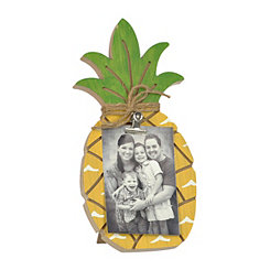 Pineapple Clip Picture Frame