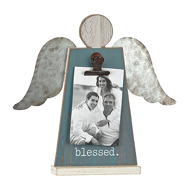 blessed angel clip frame