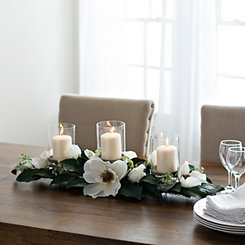 White Magnolia Centerpiece
