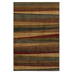 Mayan Sunset Area Rug, 5x8