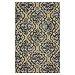 Cream Napa Area Rug, 5x8