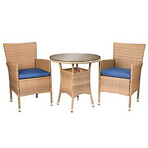 Hyde Outdoor Table Set, Set of 3