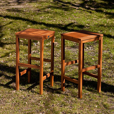 Palermo Outdoor Stools