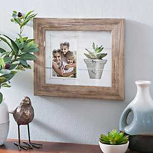 Succulent Love Picture Frame, 4x6
