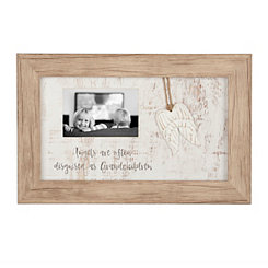 Angels Are Often Grandchildren Picture Frame, 4x6