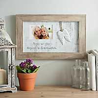 Angels Are Often Grandchildren Picture Frame, 4x6
