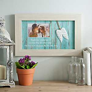 Angels Live Among Us Picture Frame