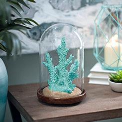 Blue Coral Cloche