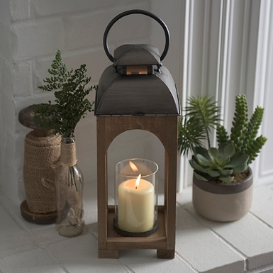 lanterns candle lanterns kirklands - Decorative Lanterns
