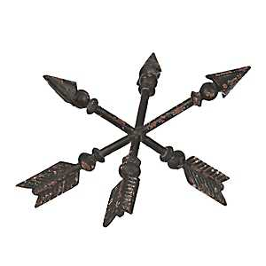 Multiple Arrows Figurine