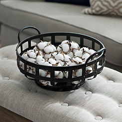 Cutout Studs Decorative Bowl