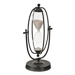 Rustic Framed Hourglass