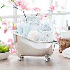 Beach Cotton 7-pc. Tub Bath Set