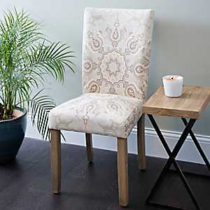 Paddington Mist Parsons Chair