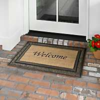 Copper Coir Welcome Doormat