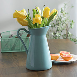 Blue Pastel Pitcher
