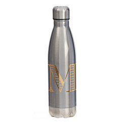 Metallic Blue Monogram M Bottle