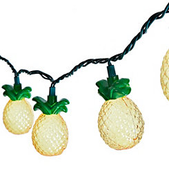 Yellow Pineapple String Lights