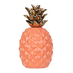 Pink Pineapple Figurine