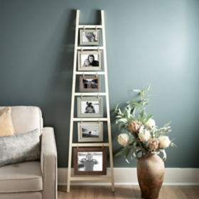 Ladder Leaner Collage Frame