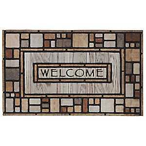 Drifted Nature Welcome Doormat