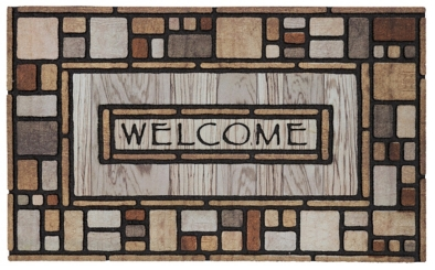 Drifted Nature Welcome Doormat