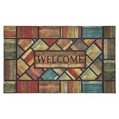 Woodland Walk Welcome Doormat