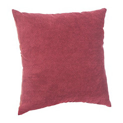 Delano Burgundy Pillow