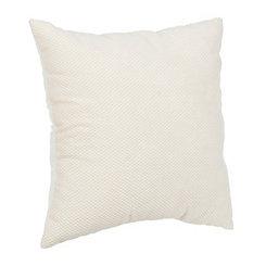 Delano White Pillow