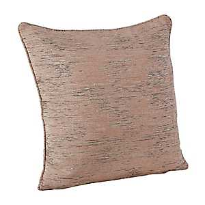 Chenille Distressed Pink Pillow