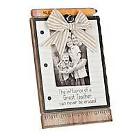 Great Teacher Clip Picture Frame