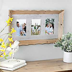 Wooden Tray Collage Frame