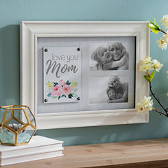 Love You Mom Collage Frame