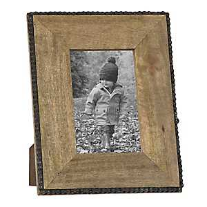 Bicycle Chain Charm Picture Frame, 4x6