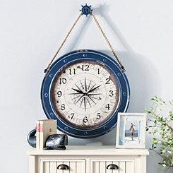 Nautical Rope Wall Clock