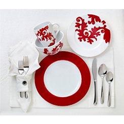 Calarama 16-pc. Dinnerware Set