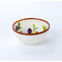 Zeitona Fruit Cereal Bowls, Set of 4