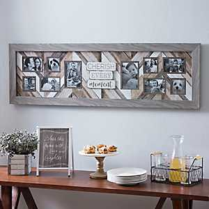 Cherish Every Moment Collage Frame