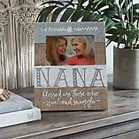 Nana Spoil & Snuggle Picture Frame
