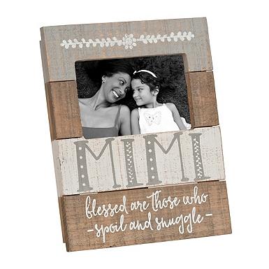 mimi spoil snuggle picture frame