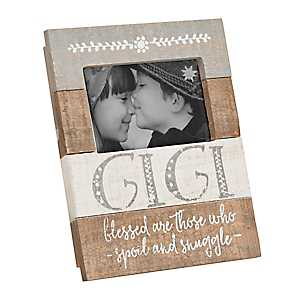 Gigi Spoil & Snuggle Picture Frame